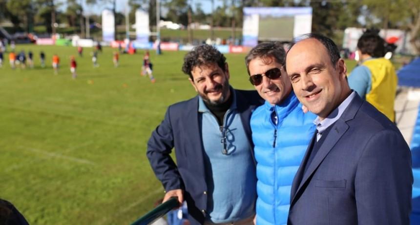 Comenzó el Mundial U20 de Rugby en Santa Fe