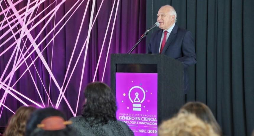 Comenzó el 1er Congreso Internacional de Género en Ciencia, Tecnología e Innovación