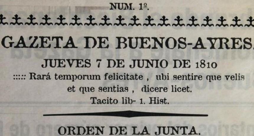7 de Junio: Día Nacional del Periodista
