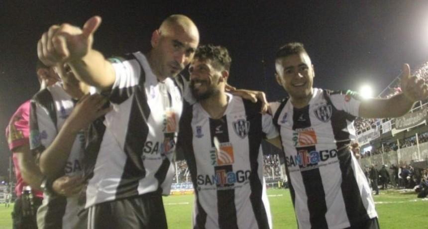 Central Córdoba de Santiago del Estero ascendió a Primera División