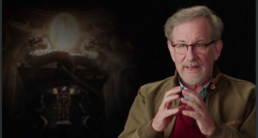 Spielberg prepara una serie de terror que solo se puede ver de noche