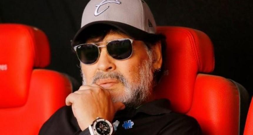 El furioso audio de Maradona: Nos puede ganar Tonga a nosotros