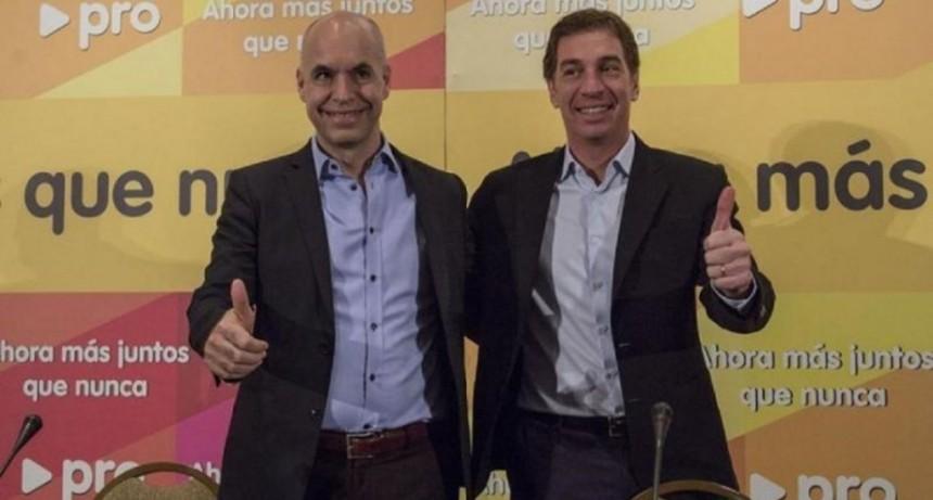 Rodríguez Larreta y Santilli irán por la reelección en Capital Federal