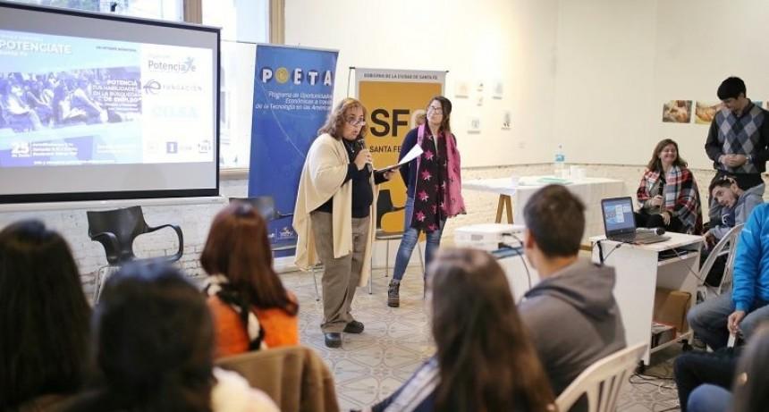 Se realizó PotenciaTe, una jornada de inclusión laboral para personas con discapacidad