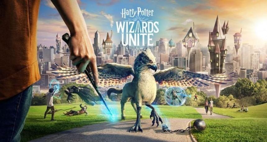 Lanzaron Harry Potter Wizards Unite y es un éxito mundial