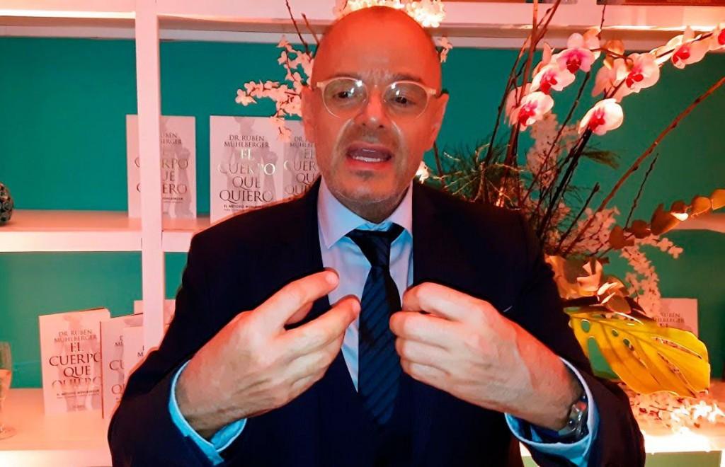 Liberaron al doctor Rubén Mühlberger, el médico de las estrellas