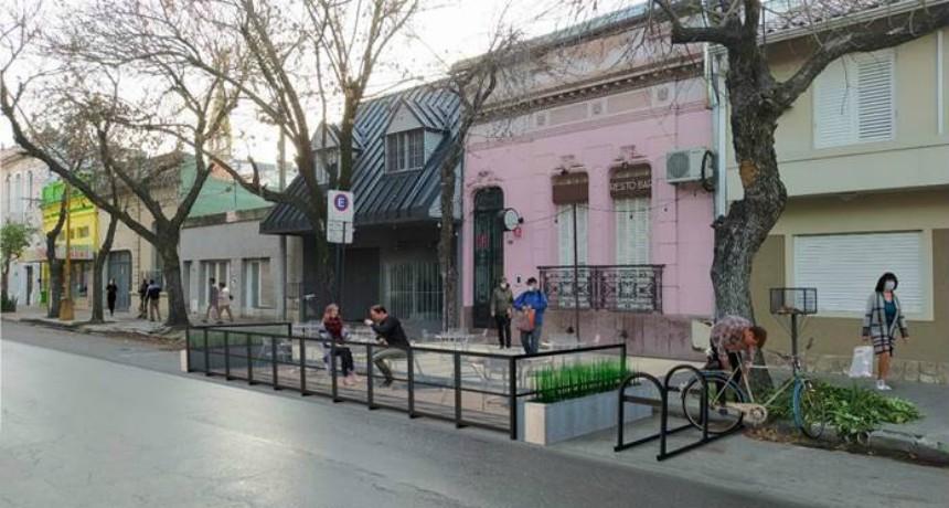 Balcones gastronómicos: proponen que los locales puedan extenderse a espacios públicos