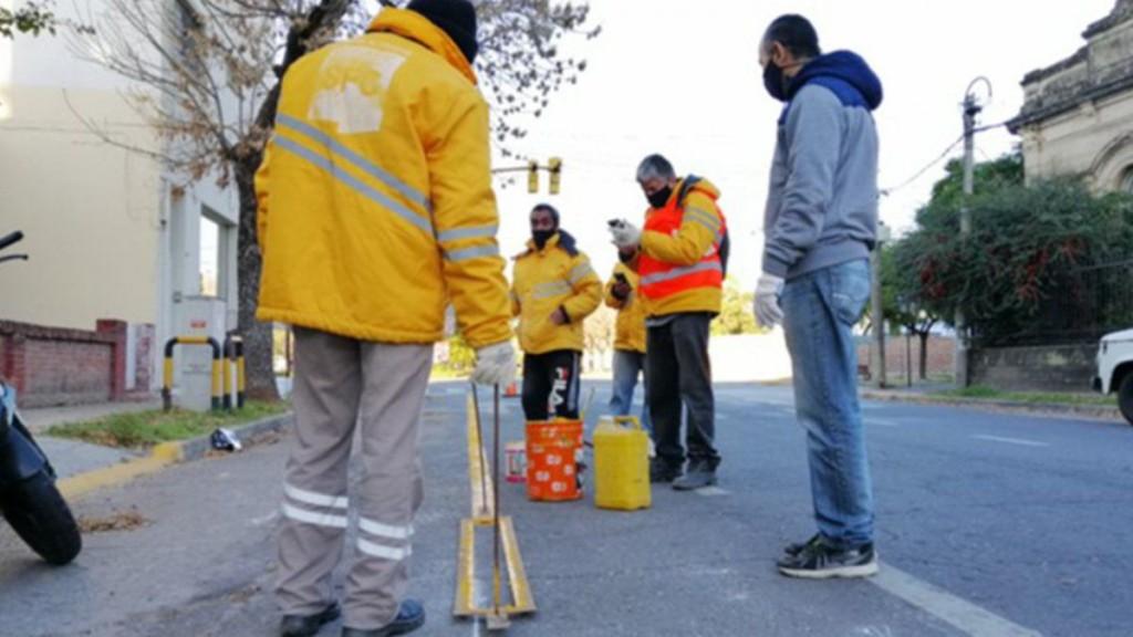 Ciclovía en Urquiza: Piden anular la obra y trasladarla a otra calle