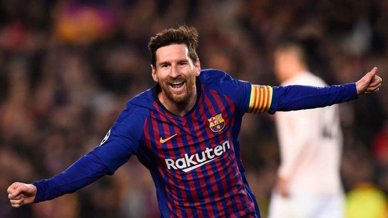 Lionel Messi y sus 33 años