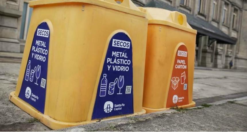 La Municipalidad implementa nuevos Puntos Limpios para reciclado