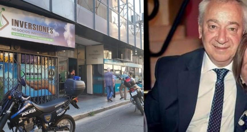 Avances en la investigación por el crimen del agenciero Hugo Oldani