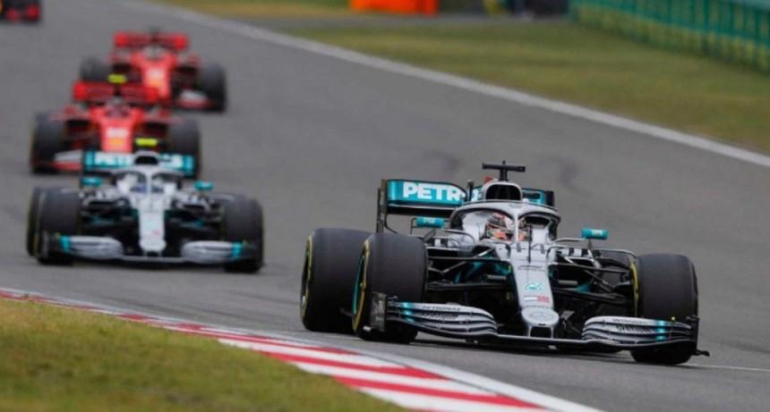 La Fórmula 1 comenzará el 5 de julio con el Gran Premio de Austria