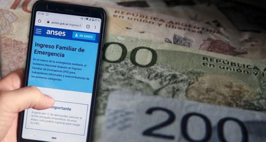 El segundo bono IFE empezará a pagarse desde el 8 de junio