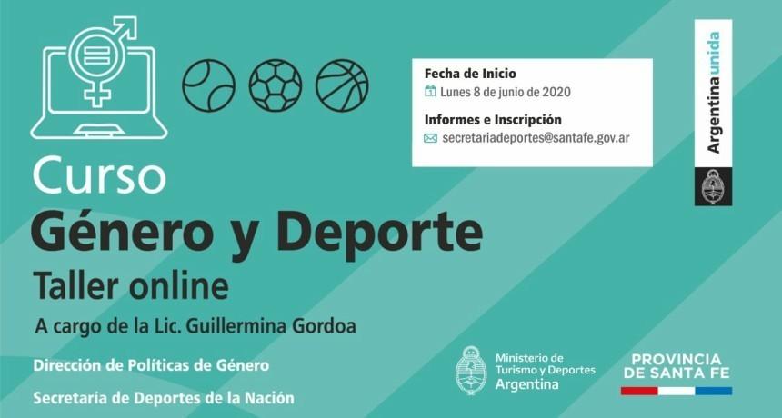 La provincia abrió la inscripción para un curso online sobre género y deporte