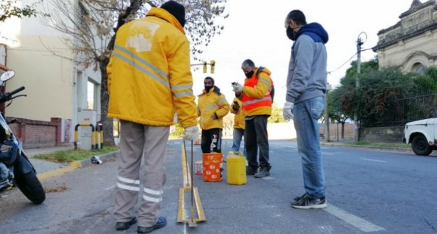 La Municipalidad impulsa acciones para promover el uso de la bicicleta en la ciudad