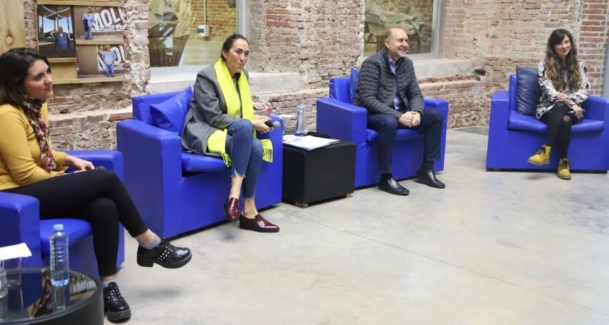 Perotti presentó la Agenda para el Desarrollo Sostenible Santa Fe 2020