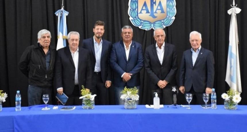 El protocolo sanitario de la AFA para que vuelva el fútbol