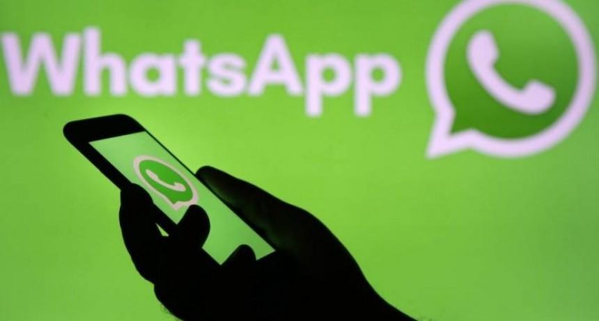 WhatsApp reportó caídas a nivel mundial
