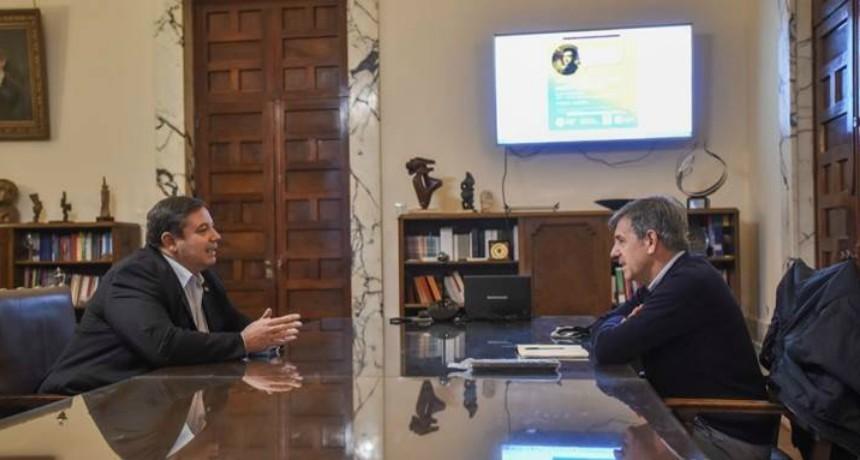 La Municipalidad y la UNL abordaron políticas para la ciudad pos pandemia