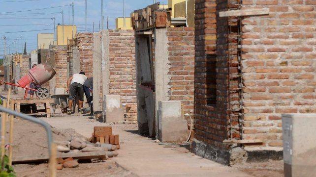Fuerte suba de las ventas de cemento en Santa Fe