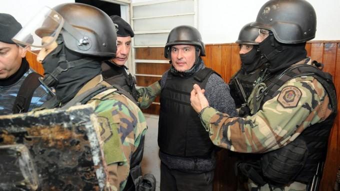 Rechazaron la excarcelación de López y seguirá detenido por enriquecimiento ilícito