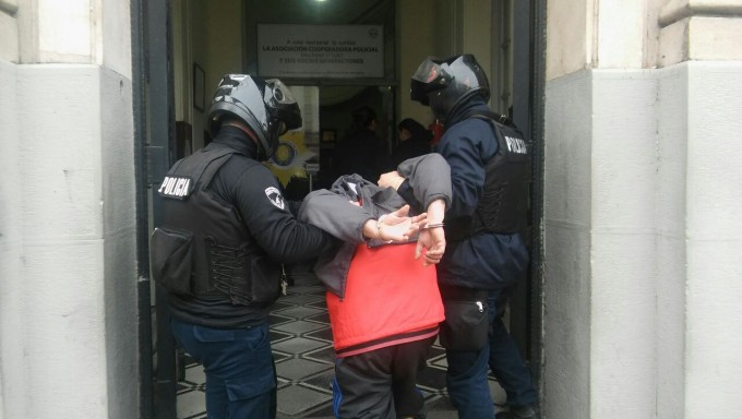Varios aprehendidos y detenidos el fin de semana en la ciudad de Santa Fe.