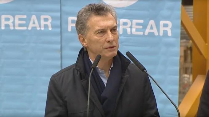 Macri volvió a pedir a los argentinos que