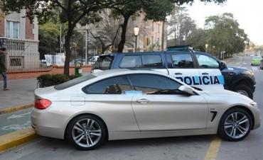 El dueño del vehículo BMW secuestrado en Córdoba negó vínculos con Sala