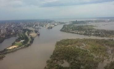 Encontraron glifosato en la cuenca del Río Paraná