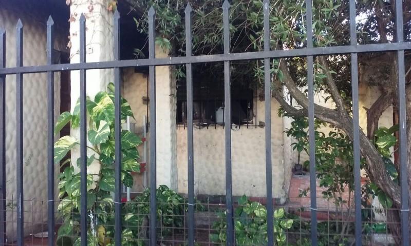 Se incendió una vivienda de barrio Guadalupe