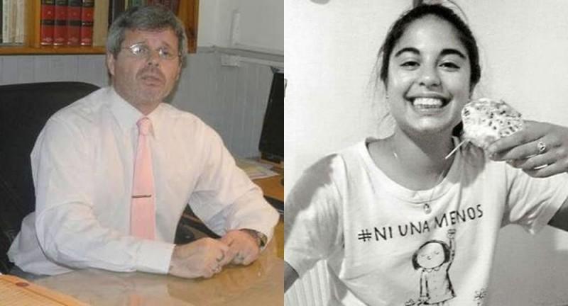 Habló el juez que dejó libre al hombre que violó y mató a Micaela García