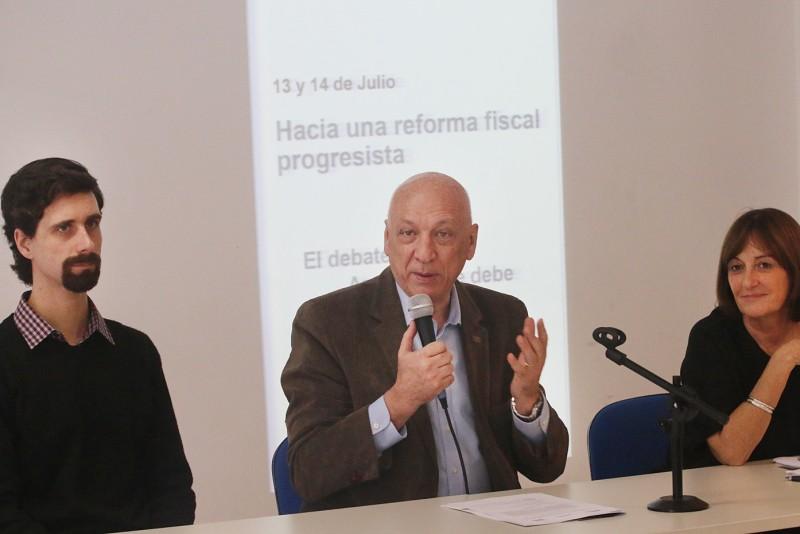 Bonfatti reclamó contar con una política impositiva progresista