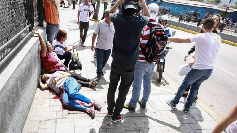 Venezuela: un ataque paramilitar dejó al menos dos muertos