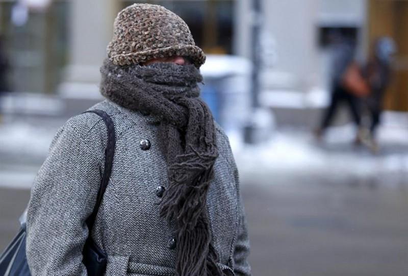 Miércoles con frío intenso en la ciudad