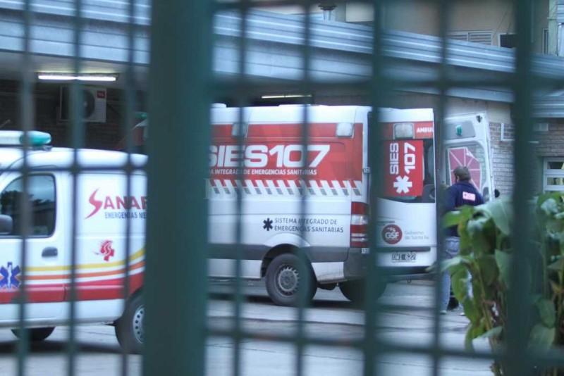 Falleció un hombre que fue baleado en barrio Santa Rosa de Lima