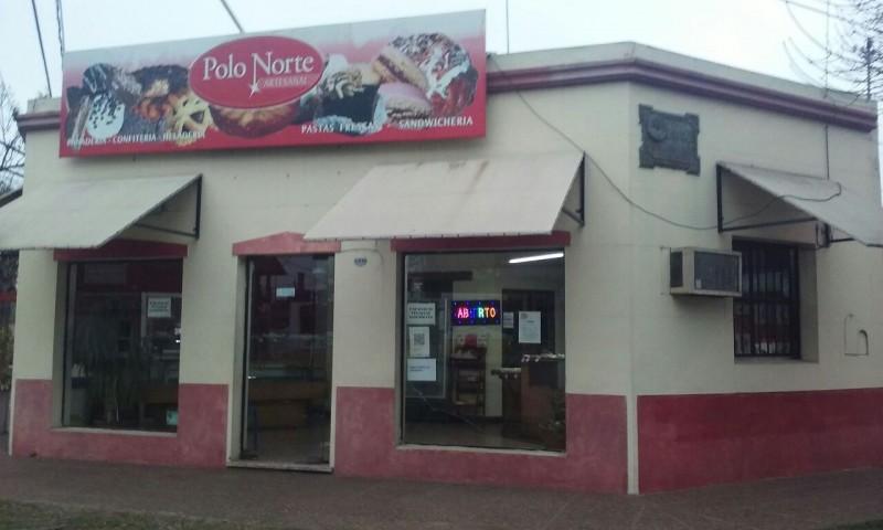 Asaltaron una panadería en el norte de la ciudad