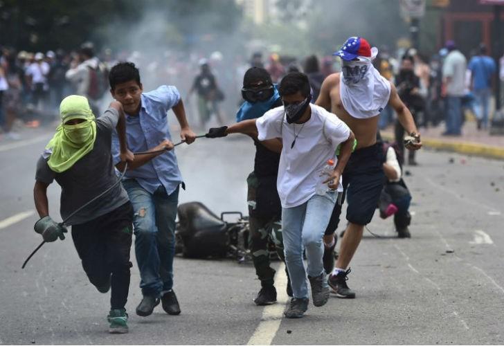 Violencia en elecciones en Venezuela: denuncian 14 muertos