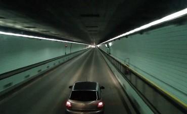El cruce del Túnel Subfluvial aumentó un 16%