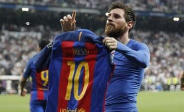 Messi acordó 4 años más de contrato con Barcelona