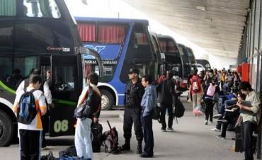 UTA anunció un paro nacional de transporte de larga distancia