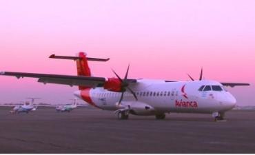 Avianca posterga el inicio de sus operaciones en Reconquista