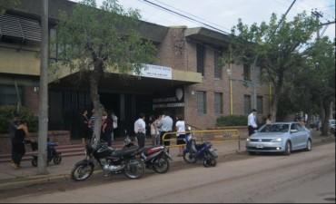 Recuperaron elementos robados a la escuela Malvinas Argentinas