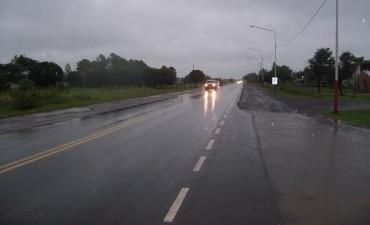 Estado del tránsito en rutas y accesos