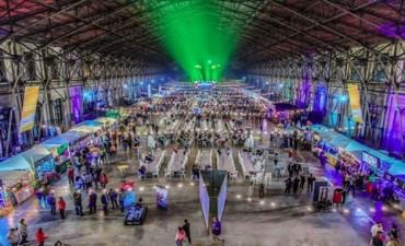 La Estación Belgrano se vistió de fiesta y cerveza