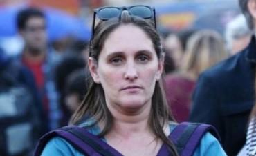 Intensa búsqueda de una militante feminista que había denunciado a su ex pareja