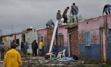 Los Sin Techo construirán 88 casas en barrio Santo Domingo