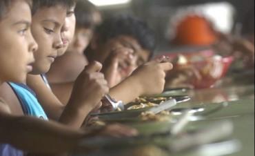La provincia asignó el segundo incremento anual a las partidas para raciones de comedor escolar