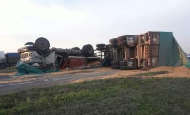 Choque fatal en la autopista Santa Fe-Rosario