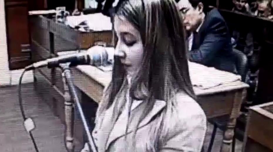 Condenaron a Nahir Galarza a prisión perpetua