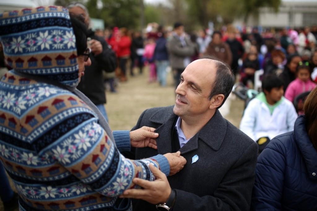 Se celebró un nuevo aniversario de la Declaración de la Independencia en Alto Verde